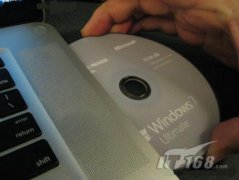 Macbook上如何安装windows7